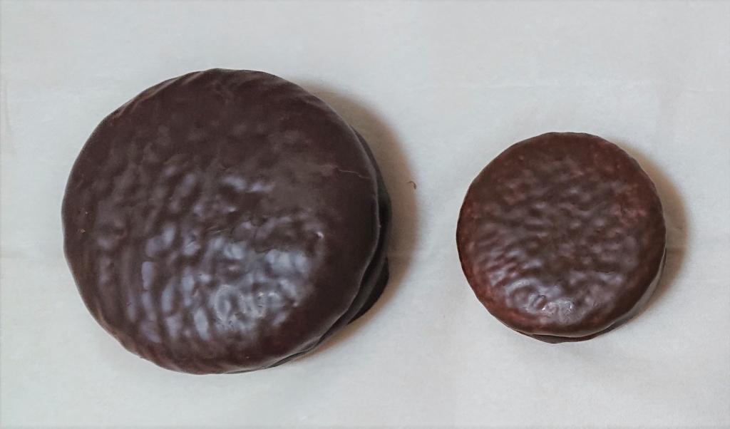 なっ た 小さく チョコパイ お菓子が年々小さくなってる件【カプリコ、雪見だいふく他】【小さい】
